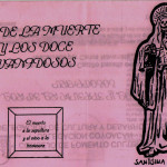 Loa-de-la-muerte-y-los-doce-vanidosos-1995-Programa-de-mano-Portada