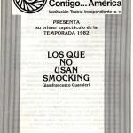 Los-que-no-usan-smoking-1982-Programa-de-mano-Portada