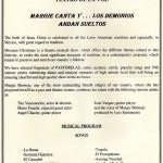 Margie-Bermejo-coanta-y-los-demonios-andan-sueltos-1996-Programa-Portada