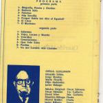 Querido-Leon-Felipe-1979-Programa-de-mano-Interior
